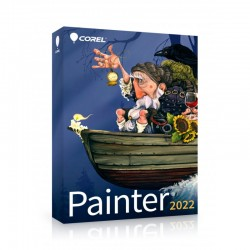 Corel PaintShop Pro 2018 ML Mini (коробка*)