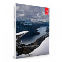 Adobe Photoshop Lightroom 6...