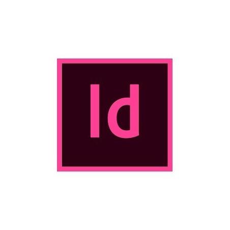 InDesign CC (годовая подписка*)