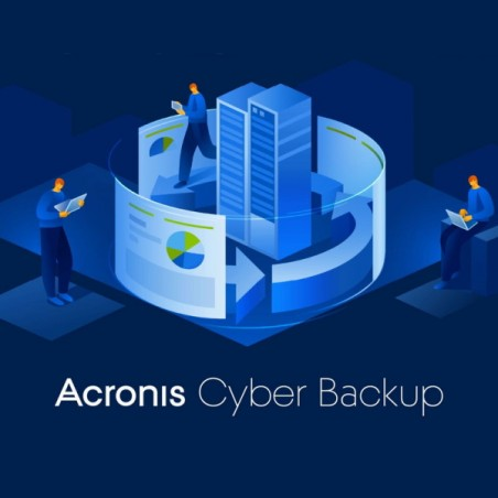 Acronis Backup Standard Office 365 Subscription License 100 Mailboxes, 1 Year
